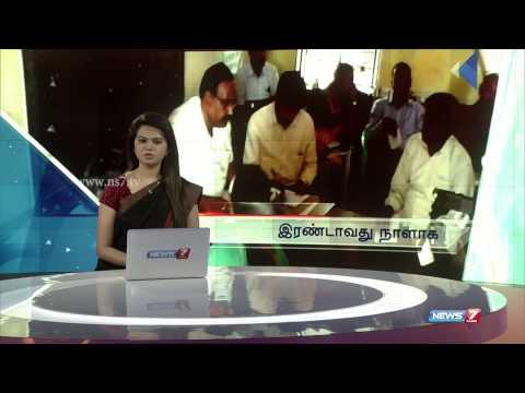 Tamil News @ 8 pm | News7 Tamil | 26 05 2015