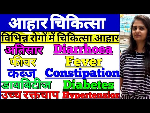 Therapeutic nutrition in different Diseases