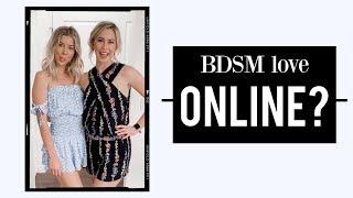 Falling in Love with Online BDSM Partner w/ Kelsey Darragh | DBM #89 by Meghan Rienks