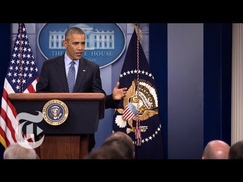 President Barack Obama's Final News Conference (Full Video) | The New York Times