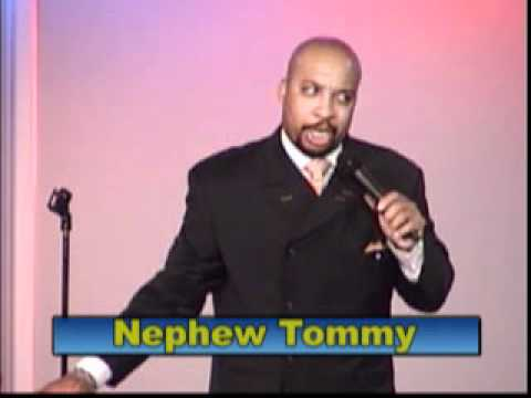 Nephew Tommy - Eugene appears on  the show. - Comedy House, Columbia SC