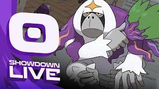 Pokemon Sun and Moon! Showdown Live: Enter Oranguru - Oranguru Showcase! by PokeaimMD