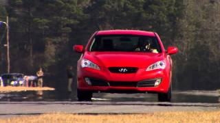 Road Test: 2011 Hyundai Genesis Coupe R-Spec