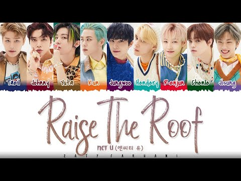 NCT U – 'RAISE THE ROOF' Lyrics [Color Coded_Han_Rom_Eng]