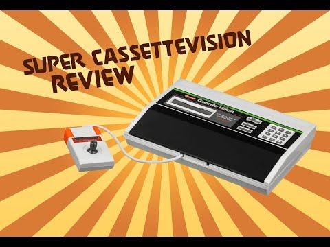 Super Cassettevision Review