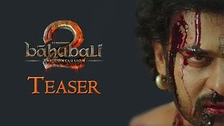 Nonton Baahubali 2   The Conclusion   Official Teaser   S S  Rajamouli   Prabhas   Rana Daggubati Film Subtitle Indonesia Streaming Movie Download
