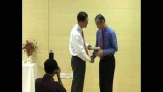 2009 Presentation of Annual Teaching Excellence Award (ATEA)&Honour Roll Certificates