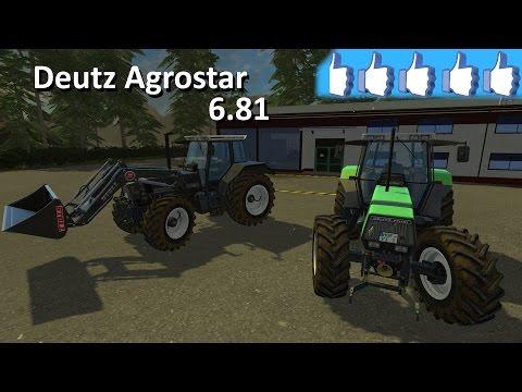Deutz AgroStar 6.81 HPE v1.0