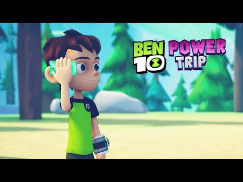 Ben 10: Power Trip - Chopping Down Some Wood - Part 4 [Xbox One Gameplay]