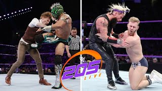 Nonton Wwe 205 Live 7th November 2017 Highlights   Wwe 205 Live 11 7 17 Highlights Film Subtitle Indonesia Streaming Movie Download