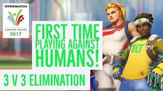 OVERWATCH SUMMER GAMES 2017 TIME BABY!!!! 3v3 ELIMINATION! ▻My gear! This video was shot with a Sony DSCWX500 ...