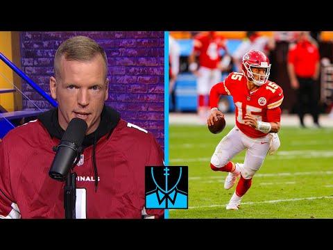 SNF Week 11 Preview: Kansas City Chiefs vs. Las Vegas Raiders | Chris Simms Unbuttoned | NBC Sports