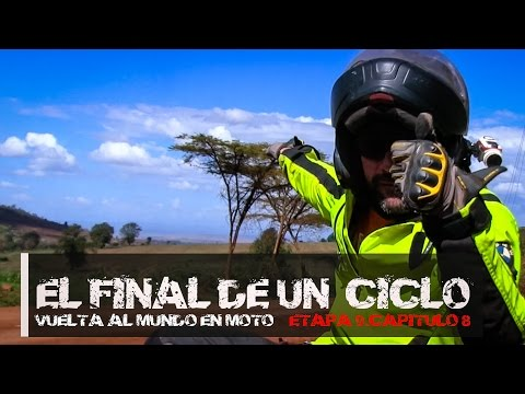 El final de un ciclo (S09/E08). Vuelta al Mundo en Moto