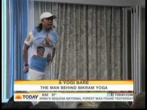 Bikram Yoga NYC on NBC's Today Show – April 26th 2011