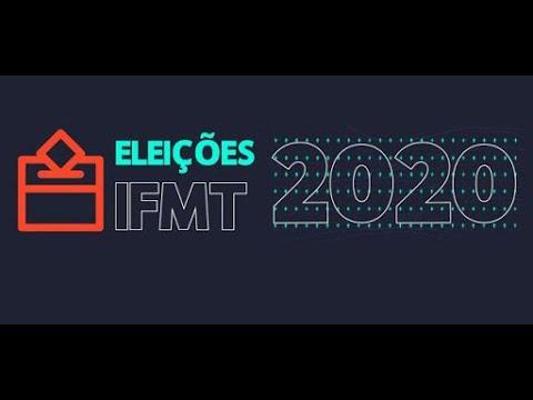 ELEIÇÕES IFMT 2020