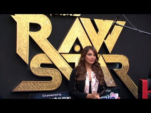 Bipasha Basu Promote Creature 3D India's Raw Star Show