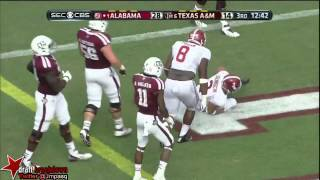 Johnny Manziel vs Alabama (2013)
