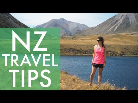 ULTIMATE NEW ZEALAND TRAVEL TIPS