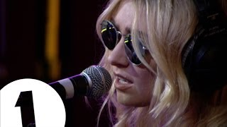 Video The Pretty Reckless - Champagne Supernova in the Live Lounge MP3, 3GP, MP4, WEBM, AVI, FLV September 2018