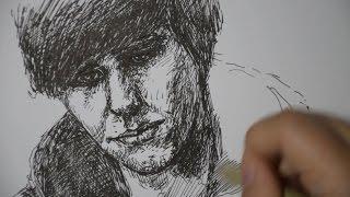 Nonton Speed Drawing   Dominik   Film Subtitle Indonesia Streaming Movie Download