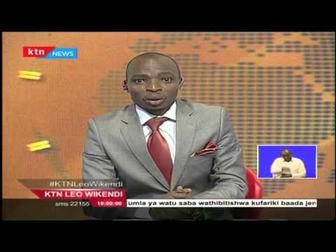Mheshimiwa Johnson Sakaja afika katika maporomoko wa jumba huko Huruma