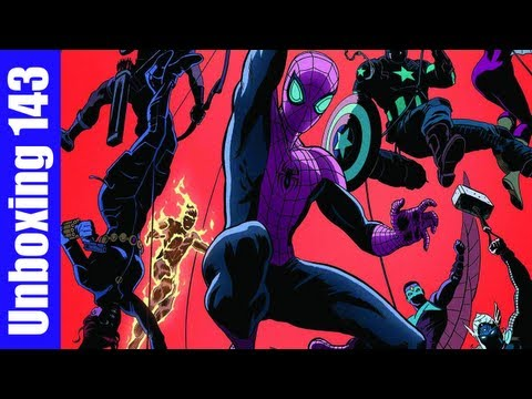 Superior Spider-Man Team Up #1, Batman Superman #2, more! Unboxing Wednesdays 143