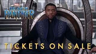 "VIDEO: Marvel's BLACK PANTHER – ""Rise"" TV Spot"
