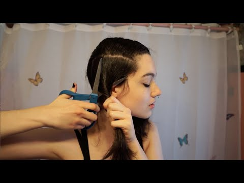 Кому идейку для новой причёски