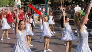 Video My Daughter DANCING in the DISNEY PARADE!! MP3, 3GP, MP4, WEBM, AVI, FLV Juni 2018