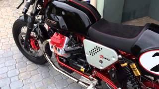 7. Motoguzzi   Racer Custom