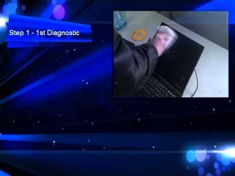 1st Step - Receipt & Diagnostic