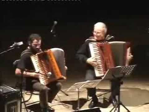 Jazz Accordion Duo - Marocco & Zanchini play The Flinstones