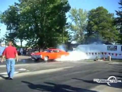 myPowerBlock: 1967 Impala SS Burnout