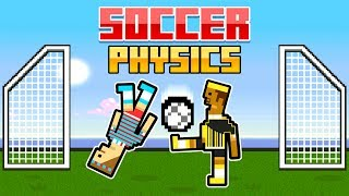 It's time to Fun with our new exciting 2017 Soccer Physics Game. It's the foremost Funny Games Ever, Just Battle along with your friends on 2 player games Mode on One bit Happy football Games. It's Funny, habit-forming and fun physics game. You'll ne'er play before!Google Play link: https://play.google.com/store/apps/details?id=com.pixelstudio.soccerphysics==========================================► SUBSCRIBE HERE:- https://goo.gl/dkAxut===========================================► FOLLOW ME ON TWITTER:- goo.gl/edgv25► LIKE US ON FACEBOOK:- goo.gl/IPs2wI► CONNECT US ON GOOGLE+:- goo.gl/MuKW3B============================================In 2017 Soccer Physics Gameplay you have got to beat your opponent's Score and flick kick the bouncy ball to Goal. This 2 Player game is specially created for football Physics lover. The 2 or additional players are on the pitch to Flick football Fighter. A funny Sports games. It's extremely straightforward to play; you only have to be compelled to faucet one button. This game can cause you to laugh until die.Big probability to create cubic football Stars heroes play on-line multiplayer games in one bit screen. You would like to manage the 2 Ragdoll players who are opponent to every other! Jump and fun with constituent football. We are presenting the nice game of football 2017 in Play Store! That's what 2017 Games for teenagers, soccer games is all concerning the Fun only! Com on guys joins this football games currently and makes some amusement. This can be a funny game and an incredible 2017 Soccer Physics!You may win once you may create cubic football star & kick against your opponent's bouncing ball with Dumb ways that and create efforts for winning Goal otherwise you will lose. You will expertise Real football with wrestle jump. Create your squad in 2017 Soccer Physics and become best on-line a pair of player games.2017 Soccer Physics Game Features: - Multiplayer supports in one screen.- Crazy puppet football Funny games play.- Sleek