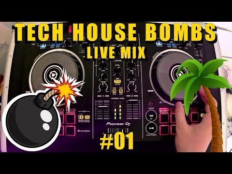 Tech House Club Mix   Huxley, Green Velvet & More   Live Set
