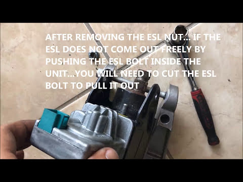 Mercedes Electronic Steering Lock Fail - Step by Step Repair