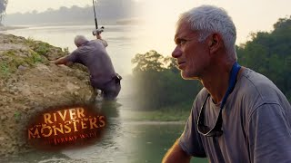 The Fish That Dragged Jeremy Wade Under - River Monsters