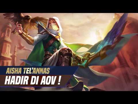 Garena Aov Hero Spotlight Tel Annas 5 98 Mb Stafaband