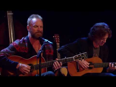 Sting - Christmas At Sea - Later with Jools Holland - Nov 3 2009
