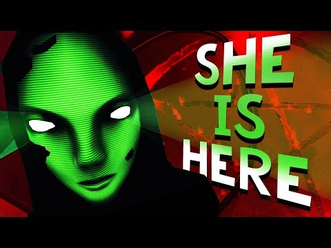 She Is Here... - Please Don't Touch Anything 3D Gameplay - VR HTC Vive Pro