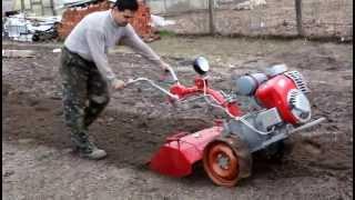 Мотоблок Мотор Сич МБ-4.05 + Фреза Мотор Сич КФ-1С