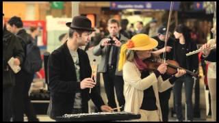 Download Youtube: Flashmob Carmina Burana