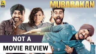 Video Mubarakan | Not A Movie Review | Sucharita Tyagi MP3, 3GP, MP4, WEBM, AVI, FLV April 2019