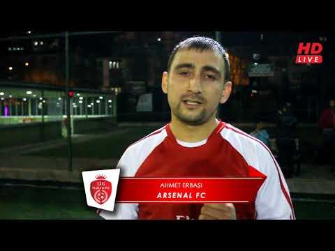 Arsenal FC 7-6 Por Favor