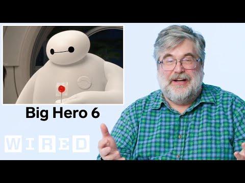 Robotics Expert Breaks Down 13 Robot Scenes From Film & TV   WIRED