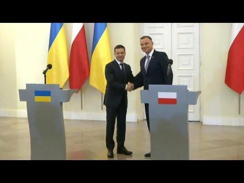 Polen/Ukraine: Russland soll die Krim zurückgeben