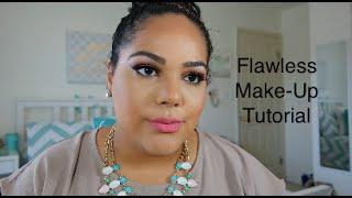 Flawless Fall Makeup Tutorial | Giaret De La Cruz
