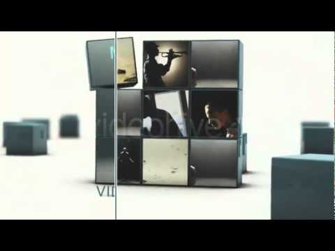 [Ger.Eng-Media] Cubism - After Effects Template