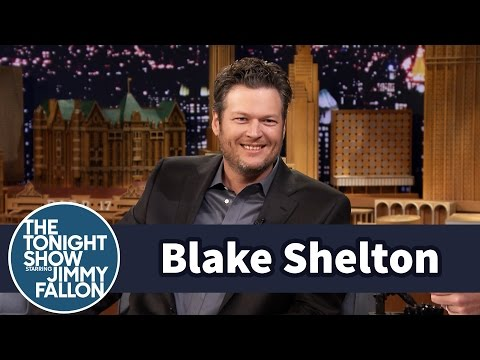 Jimmy - Jimmy tries to impress Blake Shelton with knowledge of his hits by singing