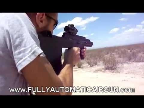fully automatic 50 cal machine gun